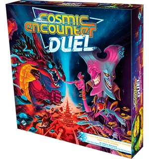 Cosmic Encounters Duel Brettspill