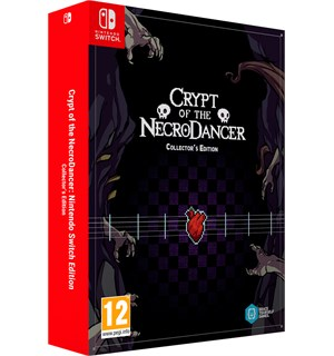 Crypt of the Necrodancer CE Switch Collector's Edition