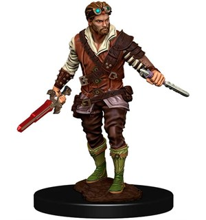 D&D Figur Icons Human Rogue Male Icons of the Realm Premium Figures