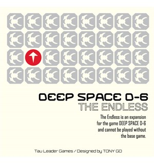 Deep Space D-6 The Endless Expansion Utvidelse til Deep Space D-6