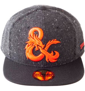 Dungeons & Dragons Caps