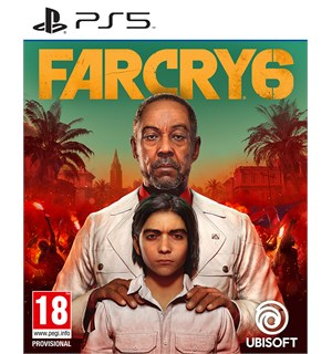 Far Cry 6 m/ bonus PS5 Pre-order og få The Libertad Pack DLC