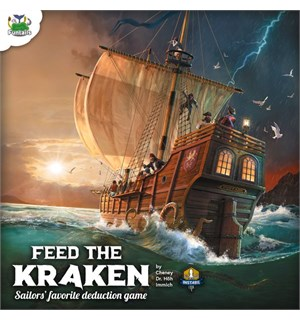 Feed the Kraken Brettspill