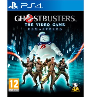 Ghostbusters The Video Game PS4 Remastered
