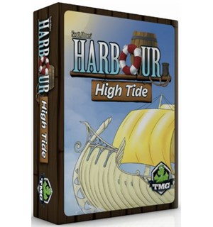 Harbour High Tide Expansion Utvidelse til Harbour