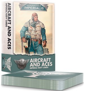 Imperial Navy Aircraft & Aces Cards Aeronautica Imperialis