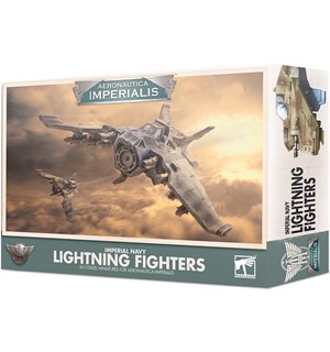 Imperial Navy Lightning Fighters Aeronautica Imperialis
