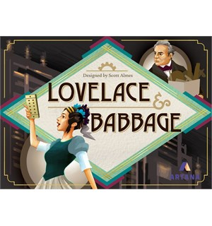 Lovelace & Babbage Brettspill