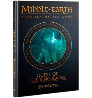 Middle-Earth Quest of the Ringbearer LOTR/The Hobbit Strategy Battle Game