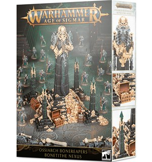 Ossiarch Bonereapers Bone Tithe Nexus Warhammer Age of Sigmar