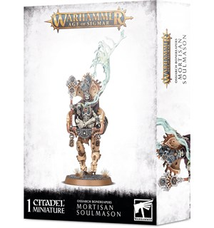 Ossiarch Bonereapers Mortisan Soulmason Warhammer Age of Sigmar