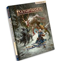 Pathfinder 2nd Ed Character Guide Lost Omens Character Guide
