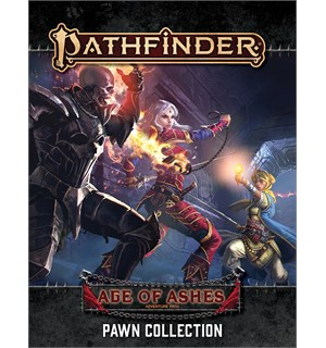 Pathfinder 2nd Ed Pawns Age of Ashes Second Edition RPG - 100+ Standees