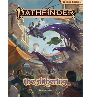 Pathfinder 2nd Ed The Slithering Second Edition RPG - Adventure