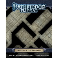 Pathfinder Flip Mat Big Ancient Dungeon Bigger Ancient Dungeon
