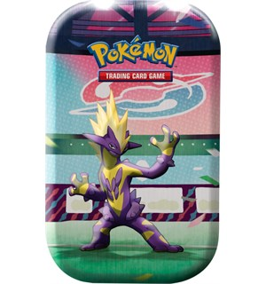 Pokemon Galar Power Mini Tin Toxtricity
