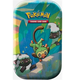 Pokemon Mini Tin Galar Pals Grookey