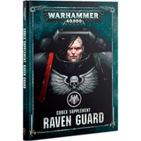 Raven Guard Codex Supplement Warhammer 40K
