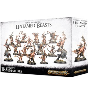 Slaves to Darkness Untamed Beasts Warhammer Age of Sigmar