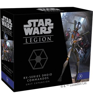 Star Wars Legion BX-Series Droid Exp Utvidelse til Star Wars Legion