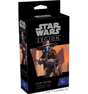 Star Wars Legion Cad Bane Expansion Utvidelse til Star Wars Legion