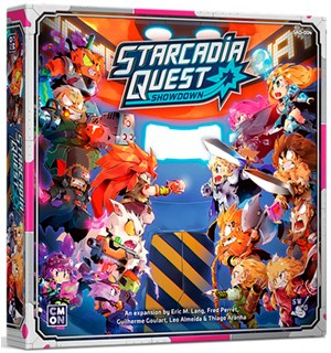 Starcadia Quest Showdown Expansion Utvidelse til Starcadia Quest