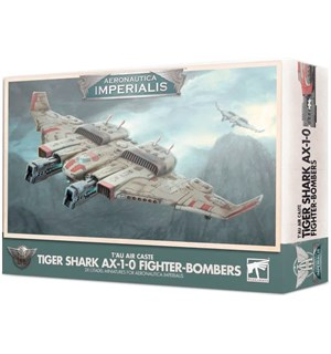 Tau Air Caste Tiger Shark AX 1.0 Aeronautica Imperialis - Fighter Bombers