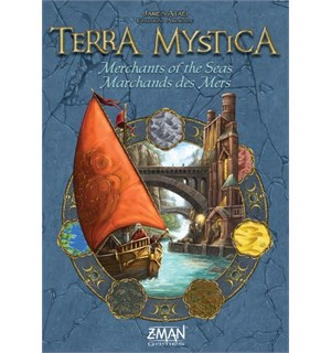 Terra Mystica Merchants of the Sea Exp Utvidelse/Expansion til Terra Mystica