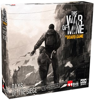 This War of Mine Days of the Siege Exp Utvidelse til This War of Mine