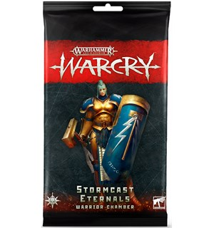 Warcry Cards Stormcast Eternals Chamber Warrior's Chamber