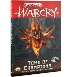 Warcry Tome of Champions 2019 Warhammer Age of Sigmar