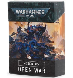 Warhammer 40K Open War Mission Pack