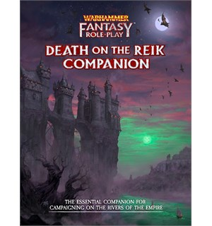 Warhammer RPG Death on the Reik Companio Warhammer Fantasy - Enemy Within