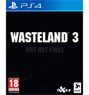 Wasteland 3 Day One Edition PS4 Pre-order og få ekstra in-game bonuser