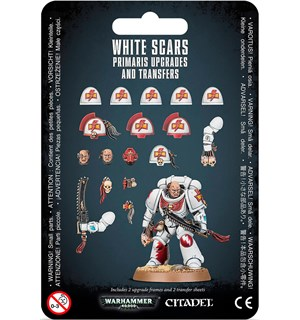 White Scars Primaris Upgrades/Transfers