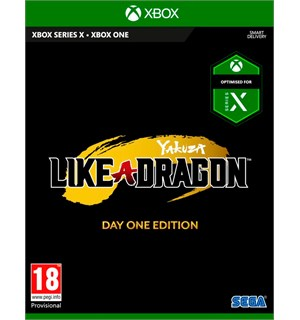 Yakuza Like A Dragon Day 1 Ed Xbox Day One Edition