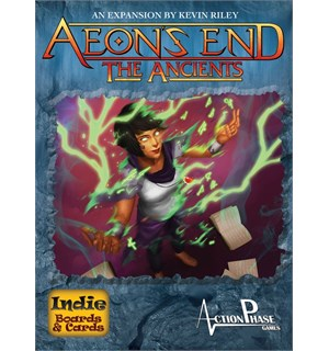 Aeons End The Ancients Expansion Utvidelse til Aeons End