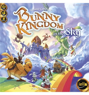 Bunny Kingdom In The Sky Expansion Utvidelse til Bunny Kingdom