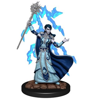D&D Figur Icons Elf Wizard Female Icons of the Realm Premium Figures