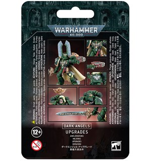 Dark Angels Upgrades Warhammer 40K