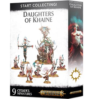 Daughters of Khaine Start Collecting Warhammer Age of Sigmar