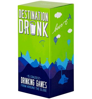 Destination Drunk Brettspill