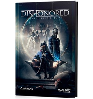 Dishonored RPG Core Book