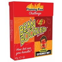 Jelly Bean Bean Boozled Flaming Five 45g How hot can you handle?