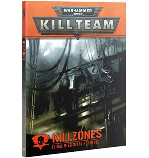 Kill Team Killzones (Bok)