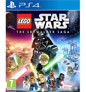 Lego Star Wars Skywalker Saga PS4