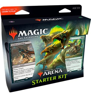 Magic Core 2021 Arena Starter Kit