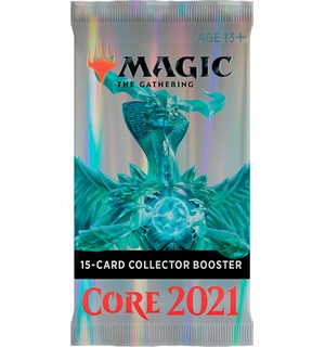 Magic Core 2021 Collector Booster 15 kort - FOR SAMLERE