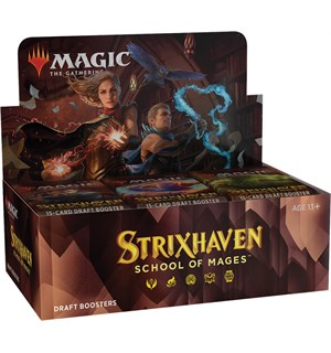 Magic Strixhaven DRAFT Display