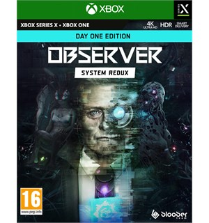 Observer System Redux Xbox Day One Edition
